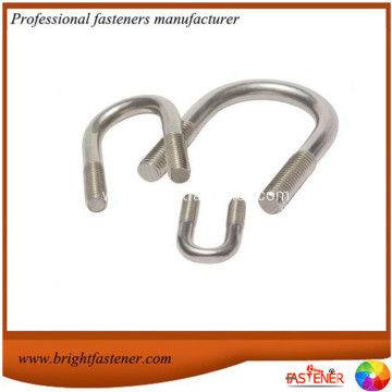 High Quality Carbon Steel U-Bolts
